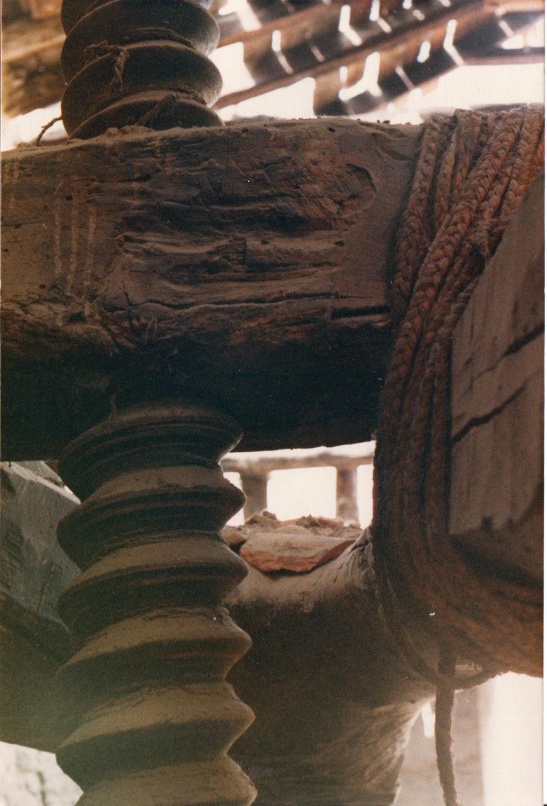 Almazara Antes 1991