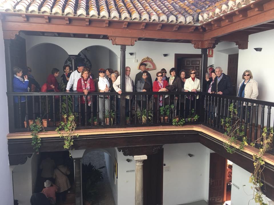 Visita al Ayuntamiento Nigüelas