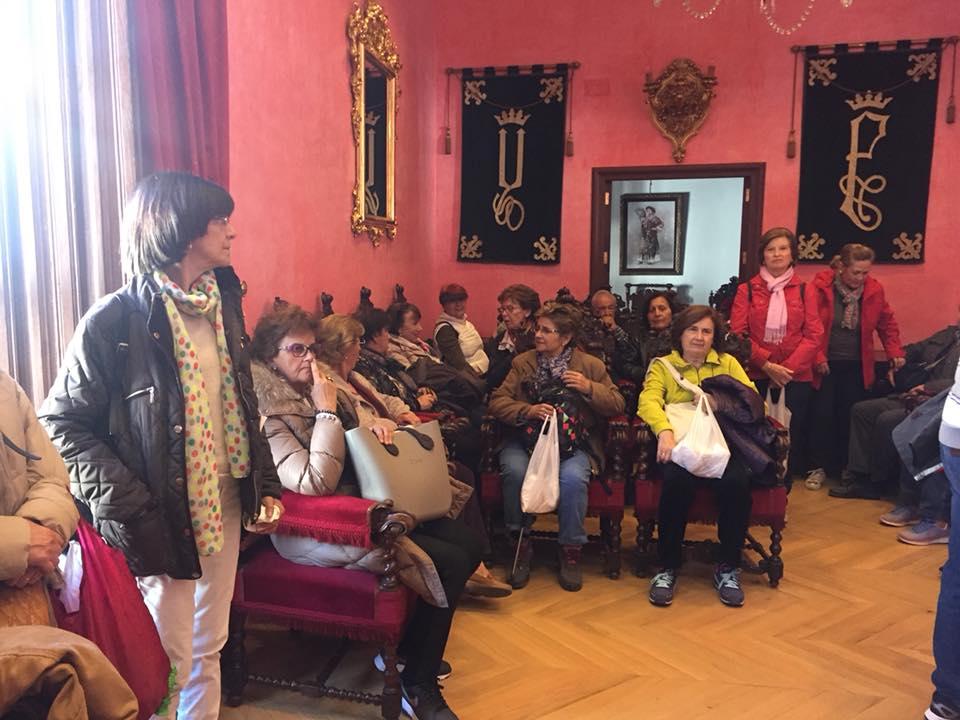 Visita al Ayuntamiento de Nigüelas