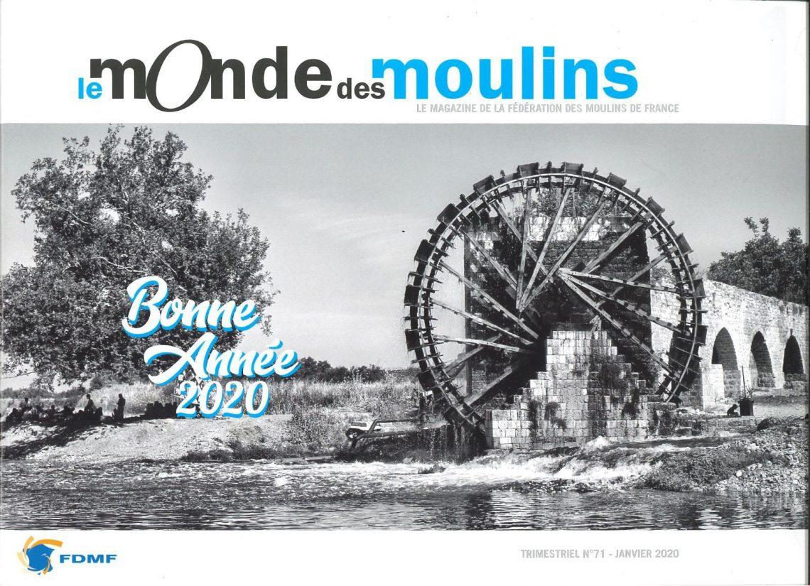Editado por la Federation des moulins de France